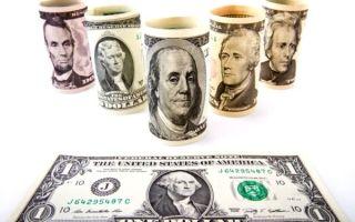 Доллар замер в ожидании встречи Дональда Трампа и Си Цзиньпина