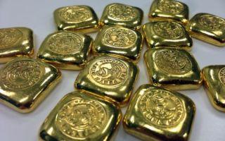 Драгметаллы воспользовались ослаблением доллара