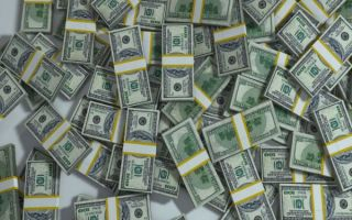 Доллар прибавляет на фоне роста производства в Китае