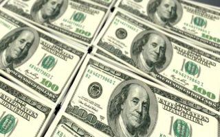Данные по динамике ВВП усилили позиции американского доллара