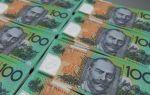 Австралийский доллар падает к основным валютам