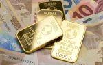 Цены на золото стабильны на фоне данных о низкой инфляции в США