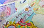 Фунт стерлингов снизился к доллару несмотря на рост активности бизнеса в Британии