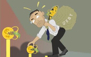 Кредитные долги россиян, кому и сколько мы должны