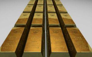 Золото продолжает расти в цене несмотря на стабильный интерес трейдеров к доллару