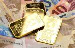 Цены на золото снижаются в рамках коррекции рынка
