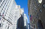 Фондовые индексы США завершили сессию смешанной динамикой
