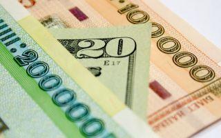 Средний размер банковского вклада в Беларуси в январе составил 8,6 тыс. рублей