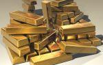 Палладий воспользовался снижением цен на золото и побил новый рекорд