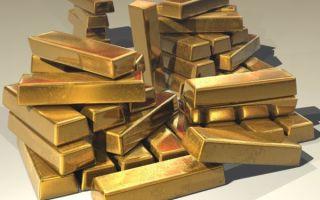 Почему падает золото: кто создает спрос и играет на низких ценах