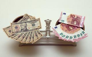 Евро или доллар, что надежней для сохранения своих денег