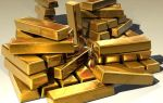 Золото снижается в цене из-за слабого спроса со стороны ювелирных и промышленных компаний