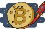 История изменений курса самой популярной криптовалюты — Биткоина