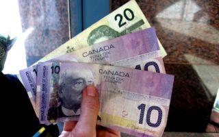 Рост нефтяных котировок поддержал курс канадского доллара