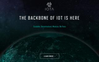 Криптовалюта будущего – IOTA и прогноз на грядущий 2018 год