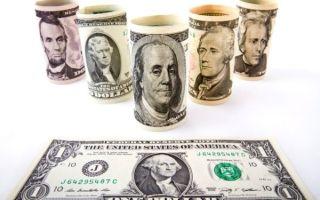 Доллар прибавляет после заявления ФРС о готовности повысить учетную ставку