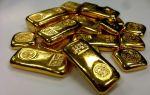 Унция золота демонстрирует ценовой максимум, преодолев отметку в $1300