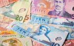Новозеландская валюта падает к доллару в условиях готовности ФРС повысить ставку