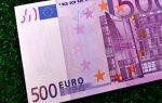 Евро падает перед докладом главы ЕЦБ о перспективах европейского финсектора