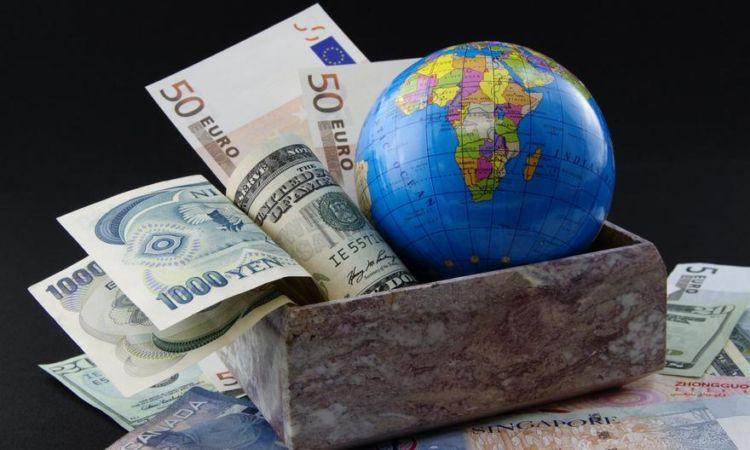 Мировой фондовый рынок.