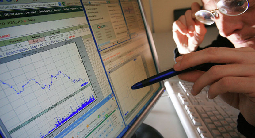 Анализ финансовых рынков мерфи