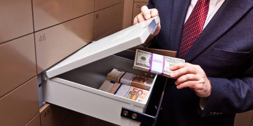 хранение ценных бумаг