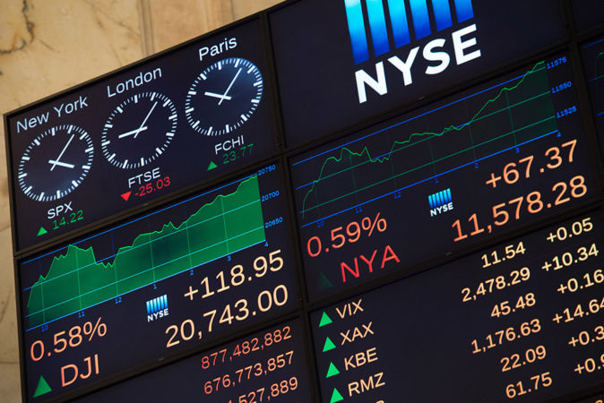 рынок ценных бумаг цель