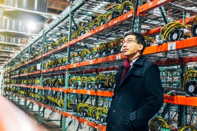 фермы для майнинга криптовалют