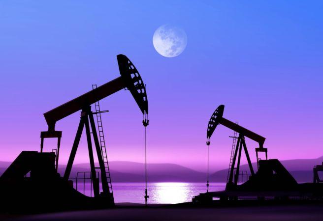 нефть брент потоковый