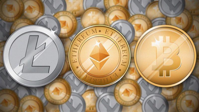 рейтинг криптовалют