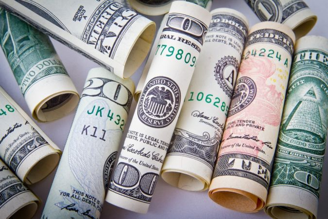 основные валюты