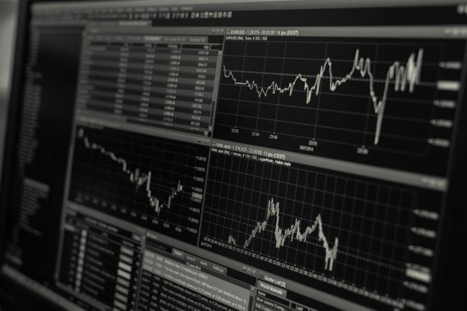 цена акций на бирже