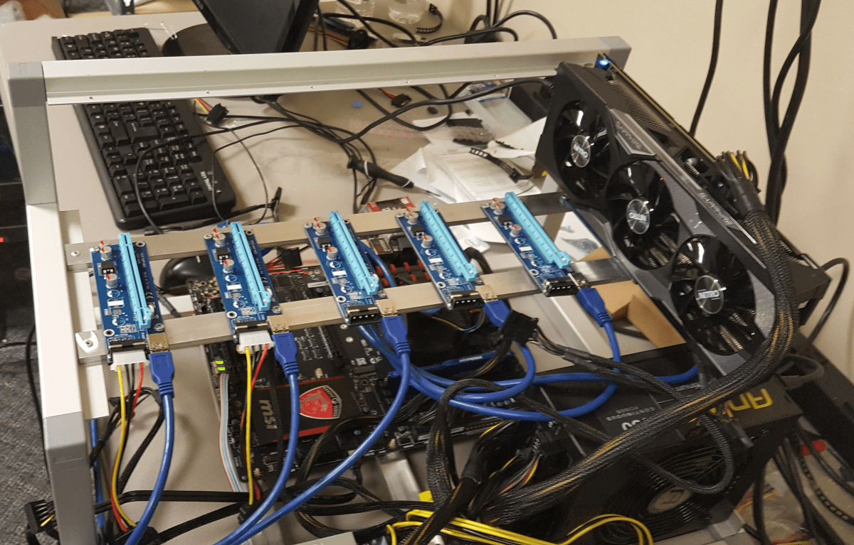 bitcoin mining regular computer