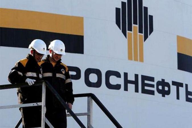 роснефть акции цена