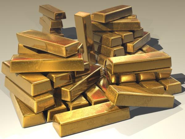 почему падает золото