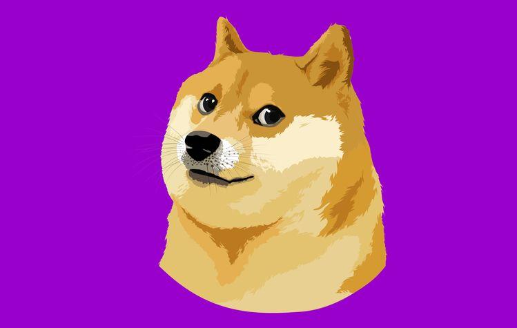 Dogecoin вновь растет