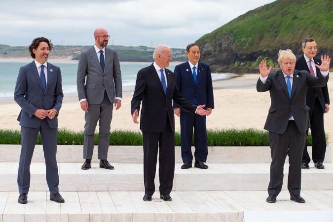 Страны G7 договорились бороться с вымогателями